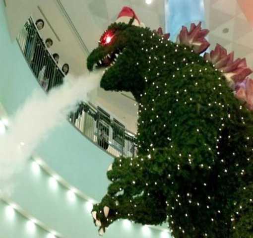 Portal Christmas Tree | ForeverGeek