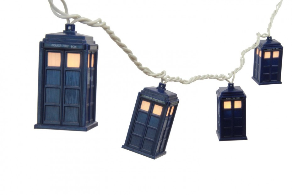 geeky christmas ornaments