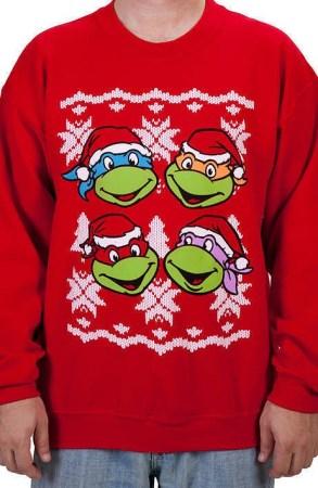 geeky sweaters