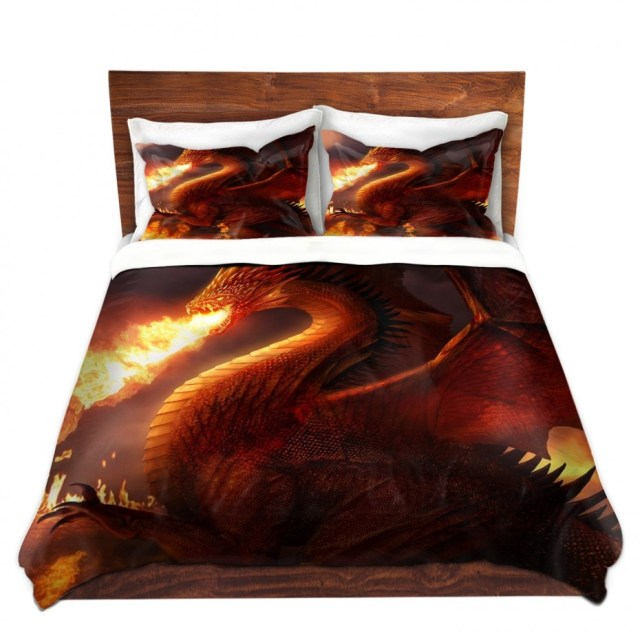 Lord of the Dragons Bedding