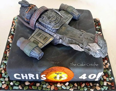 geeky cakes