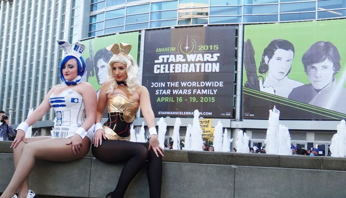 Star Wars Celebration Anaheim 2015 wrap up