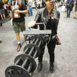 WonderCon Anaheim 2015 Terminator