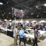 Long Beach Comic Expo 2015 - Artist Alley