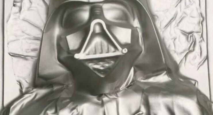 Darth Vader in Carbonite