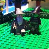 E3 2015 LEGO Dimensions Gandalf Wicked Witch