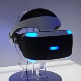 E3 2015 Sony Project Morpheus VR