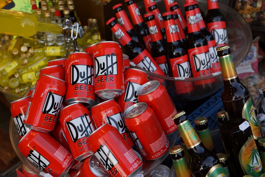 real duff beer