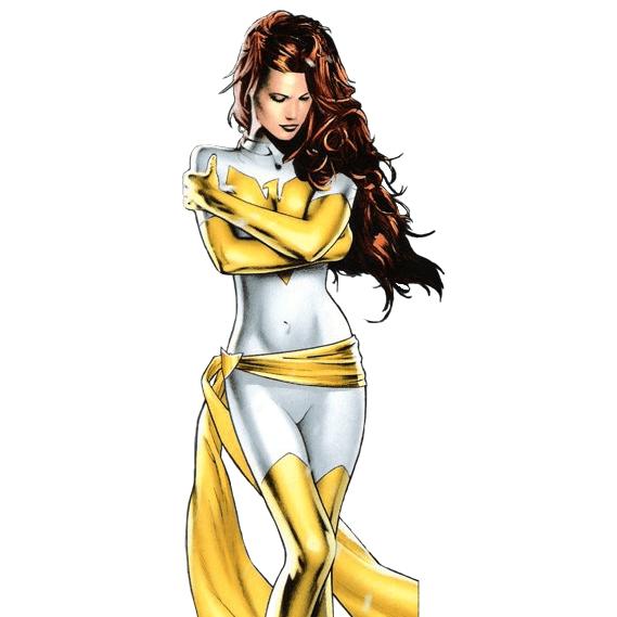 female superhero