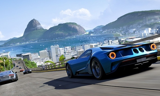 best auto themed video games