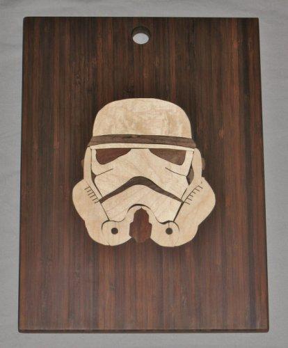 geeky cutting boards