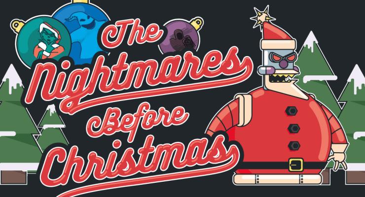 nightmares before christmas