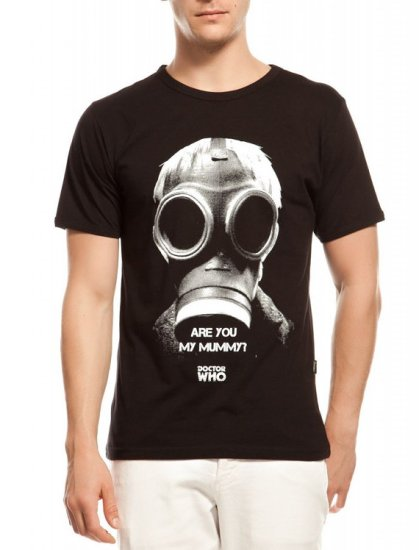 doctor who t-shirts