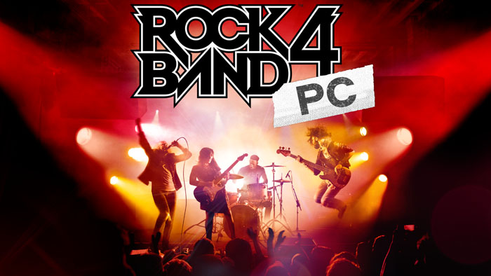 Rock Band 4 PC