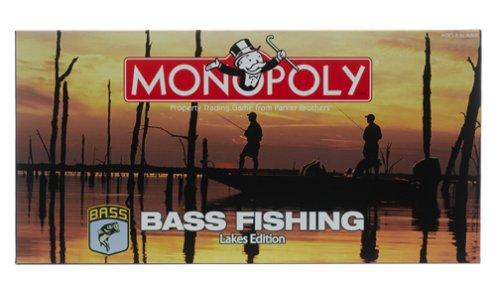 Bass Fishing Monopoly