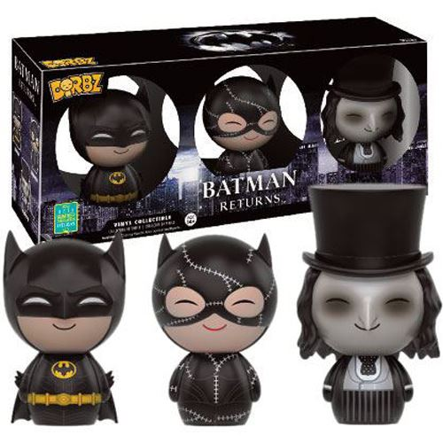 batman action figures giveaway