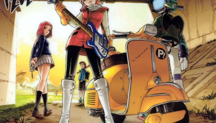 FLCL Anime Expo 2016
