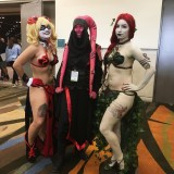 Star Wars Celebration Orlando 2017 - DC slave girls