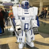Star Wars Celebration Orlando 2017 - Mecha R2-D2