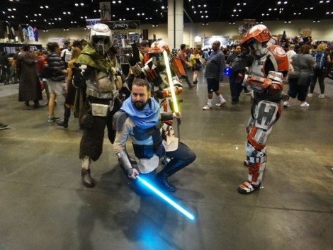 Star Wars Celebration Orlando 2017 - Order 66