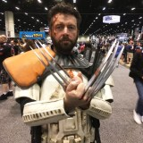 Star Wars Celebration Orlando 2017 - Wolverine trooper