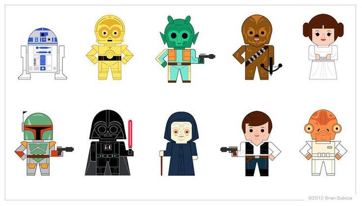 Star Wars Emojis Now Available for Text Messaging | ForeverGeek