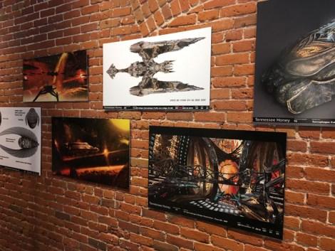SDCC 2017 - Star Trek Discovery concept art