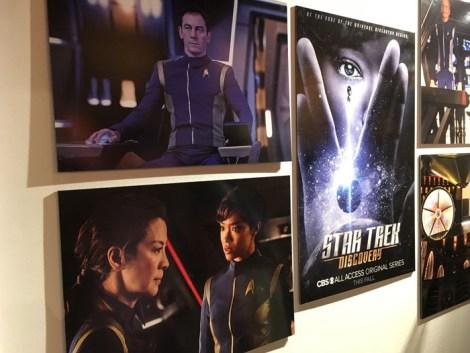 SDCC 2017 - Star Trek Discovery stills