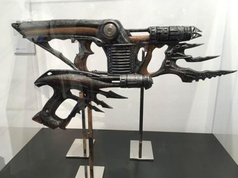 SDCC 2017 - Star Trek Discovery Klingon disruptor