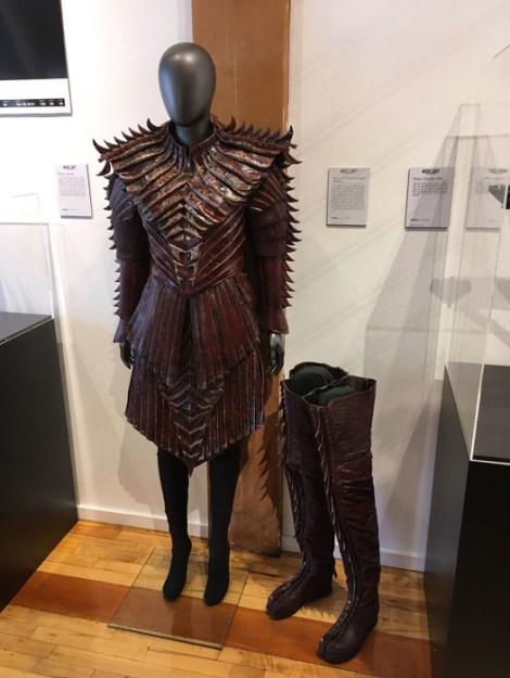 SDCC 2017 - Star Trek Discovery House of T'Kuvma Klingon Uniform