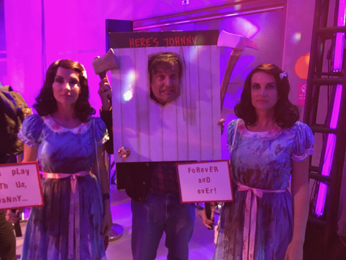 SDCC 2017 - cosplay The Shining