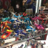 SDCC 2017 - Hasbro Transformers Target Masters