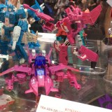 SDCC 2017 - Hasbro Transformers Target Masters and Titan Masters