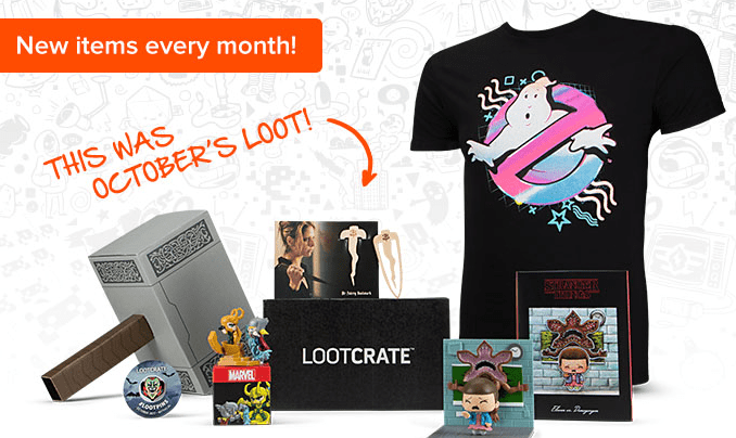 geek subscription box