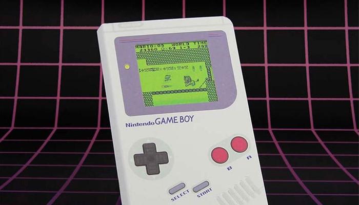 geek gifts gameboy notebook