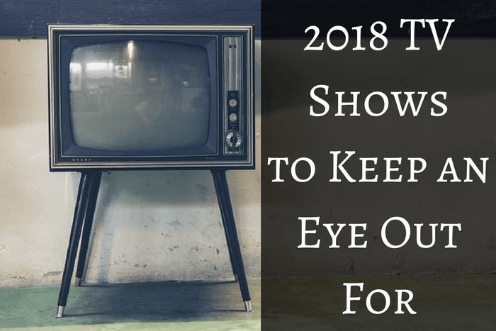 tv shows in 2018