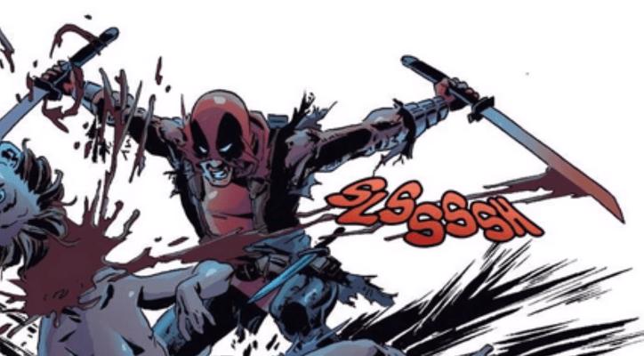 deadpool comics