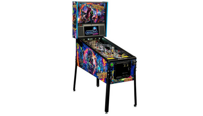 movie-themed pinball