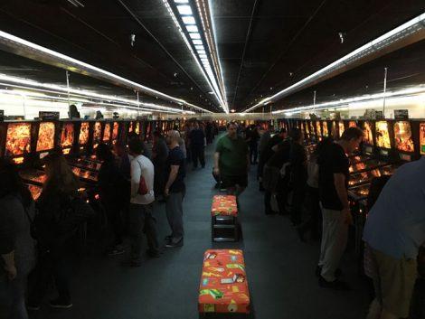 Arcade Expo 4.0 pinball central