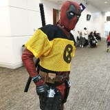 Comic-Con Revolution cosplay - Deadpool