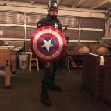 Comic-Con Revolution cosplay - Captain America