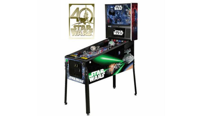 movie-themed pinball machines