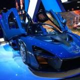 E3 2018 - McLaren car