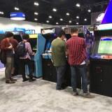 E3 2018 - Video Game Museum arcade