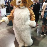 Amazing Las Vegas 2018 - Gizmo from Gremlins