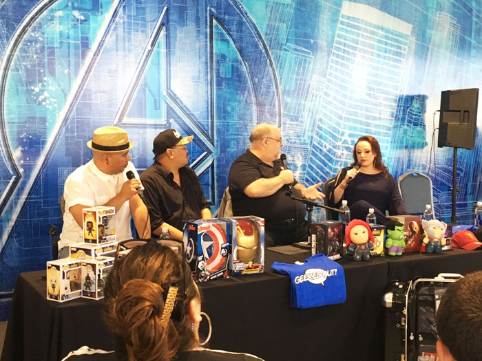 Geeked Out podcast Flores talks Wolverine