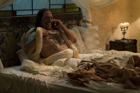 Death Race: Beyond Anarchy - Danny Trejo