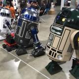 Long Beach Comic-Con 2018 R2 builders club
