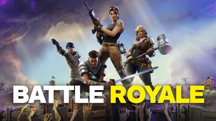 Free Online Battle Royale Games