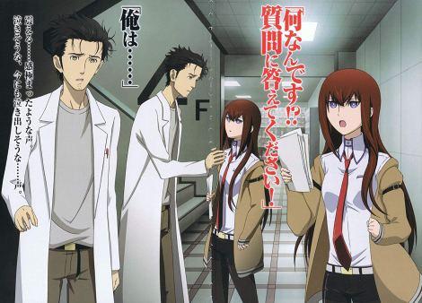 best english anime dubs Steins;Gate